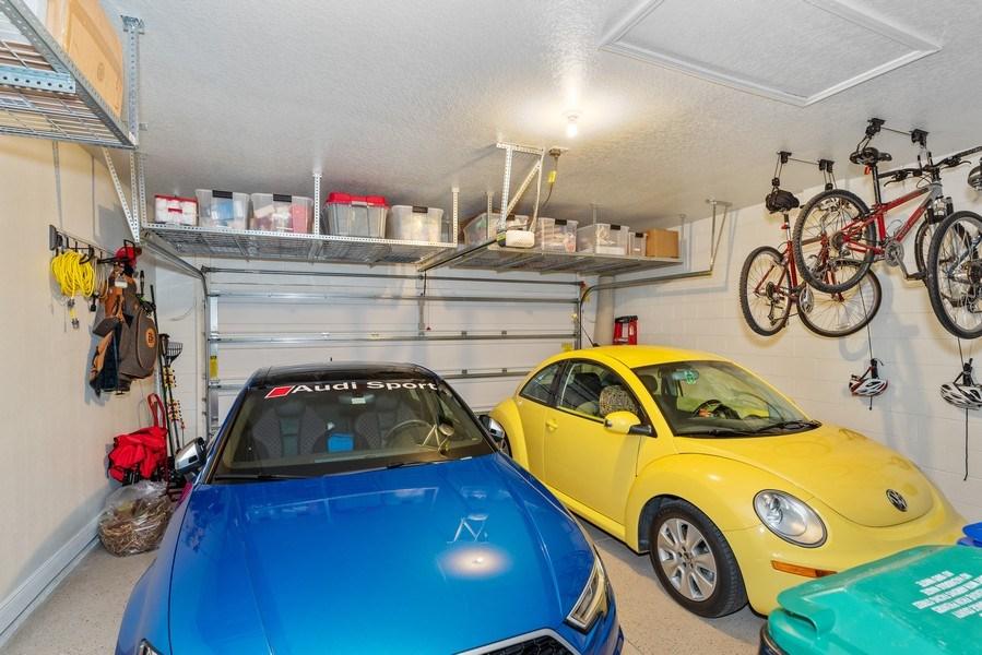 Real Estate Photography - 9046 Reflection Pointe Dr, Windermere, FL, 34786 - Garage