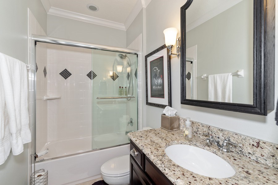 Real Estate Photography - 9046 Reflection Pointe Dr, Windermere, FL, 34786 - Bathroom