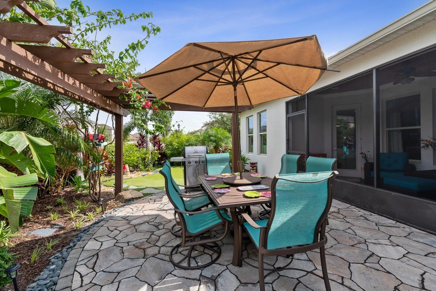 Real Estate Photography - 9046 Reflection Pointe Dr, Windermere, FL, 34786 - Patio