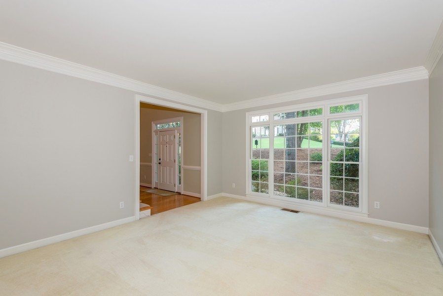 Real Estate Photography - 304 W Country Drive, Johns Creek, GA, 30097 - Living Room