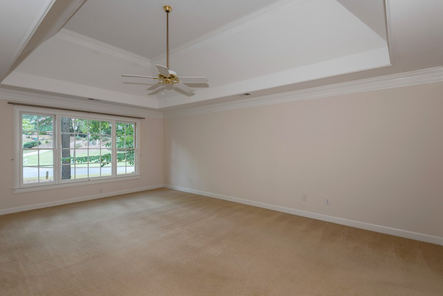 Real Estate Photography - 304 W Country Drive, Johns Creek, GA, 30097 - Master Bedroom