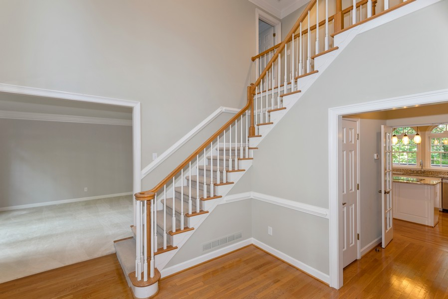 Real Estate Photography - 304 W Country Drive, Johns Creek, GA, 30097 - Foyer