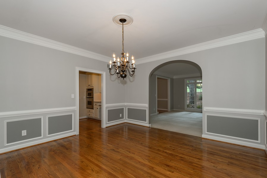 Real Estate Photography - 304 W Country Drive, Johns Creek, GA, 30097 - Dining Room