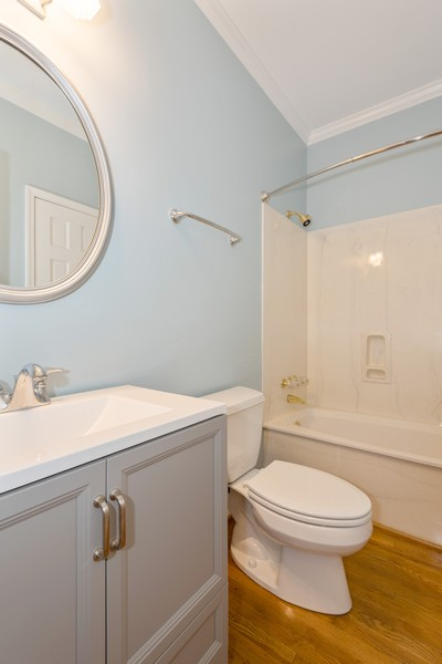 Real Estate Photography - 304 W Country Drive, Johns Creek, GA, 30097 - Half Bath