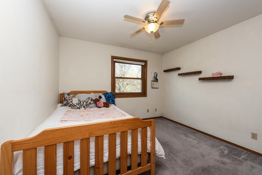 Real Estate Photography - 3815 Michigan Avenue, Manitowoc, WI, 54220 - 2nd Bedroom