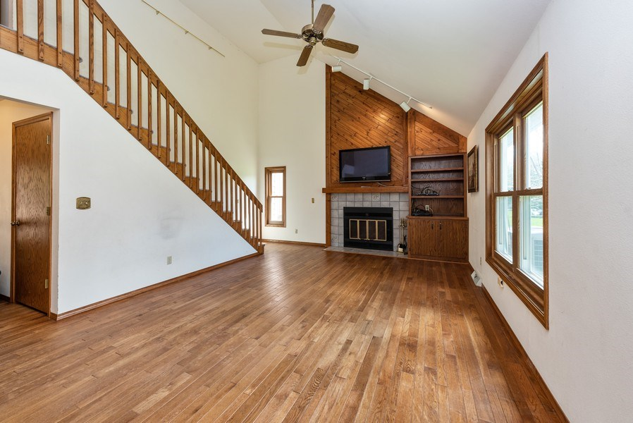 Real Estate Photography - 3815 Michigan Avenue, Manitowoc, WI, 54220 - Living Room