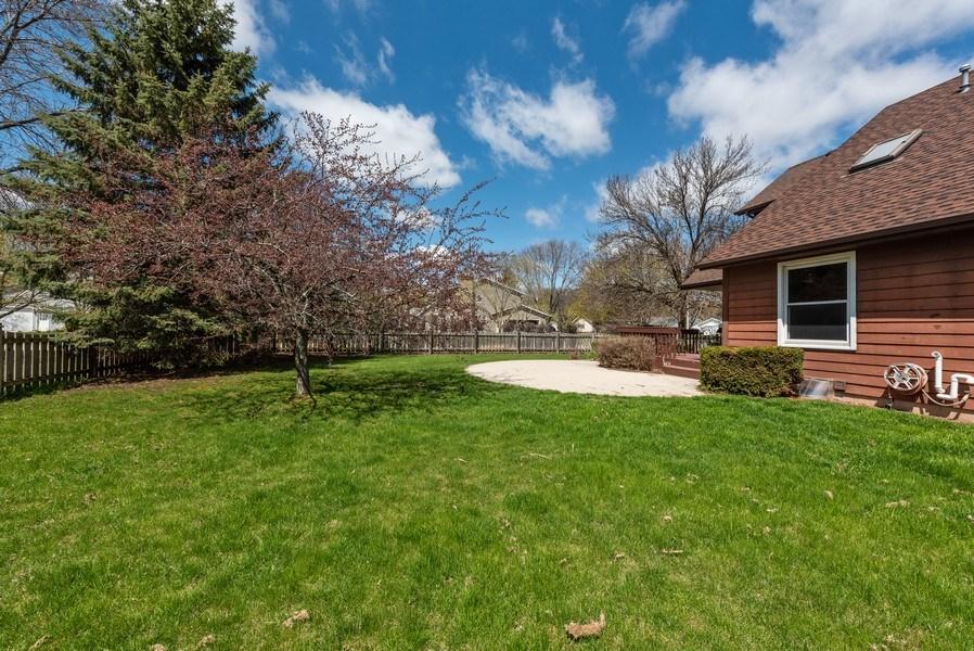 Real Estate Photography - 3815 Michigan Avenue, Manitowoc, WI, 54220 - Back Yard