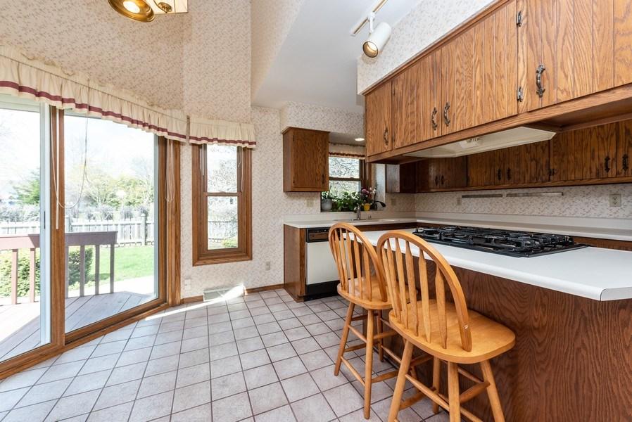 Real Estate Photography - 3815 Michigan Avenue, Manitowoc, WI, 54220 - Kitchen