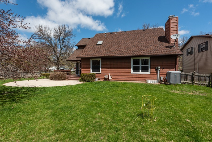 Real Estate Photography - 3815 Michigan Avenue, Manitowoc, WI, 54220 - Rear View