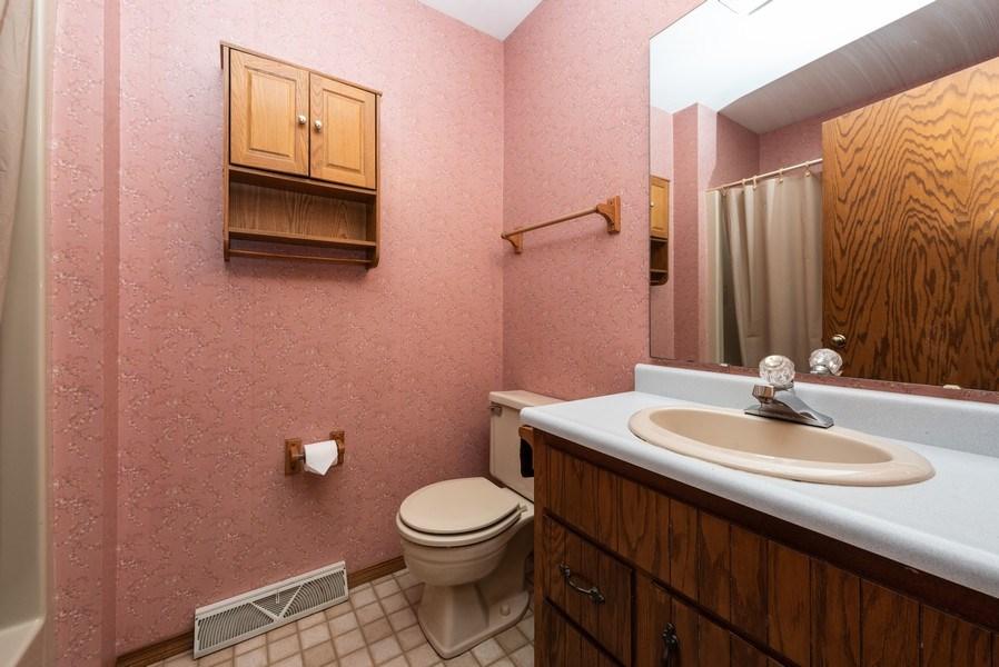 Real Estate Photography - 3815 Michigan Avenue, Manitowoc, WI, 54220 - Bathroom