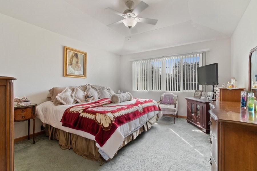 Real Estate Photography - 233 N Harbor Landing, Braidwood, IL, 60408 - Master Bedroom