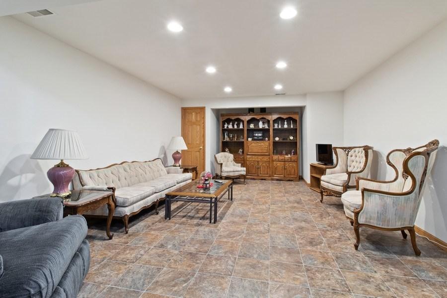 Real Estate Photography - 233 N Harbor Landing, Braidwood, IL, 60408 - Basement