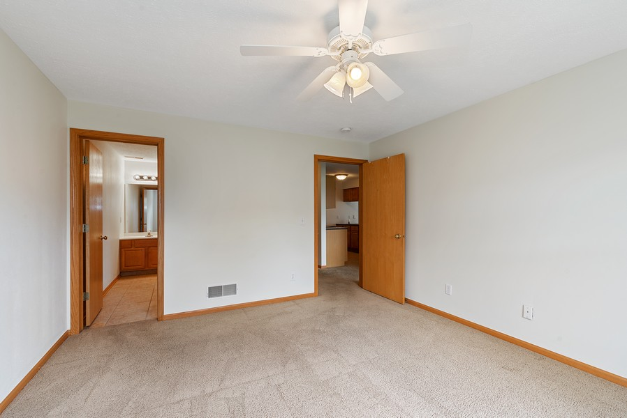 Real Estate Photography - 949 Penny Ln, Sycamore, IL, 60178 - Master Bedroom