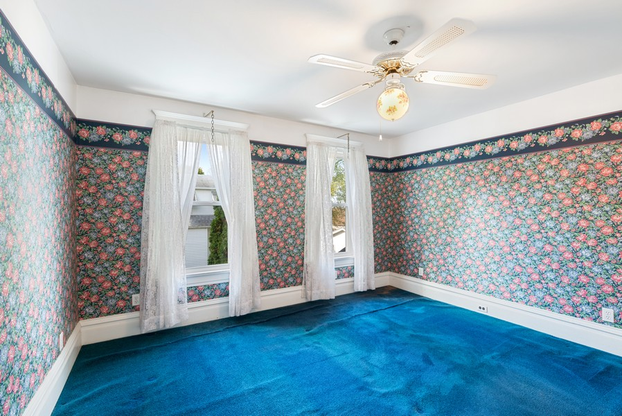 Real Estate Photography - 715 W State St, Sycamore, IL, 60178 - 2nd Bedroom