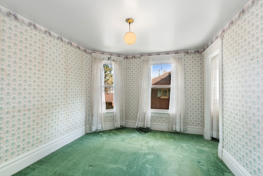Real Estate Photography - 715 W State St, Sycamore, IL, 60178 - 3rd Bedroom