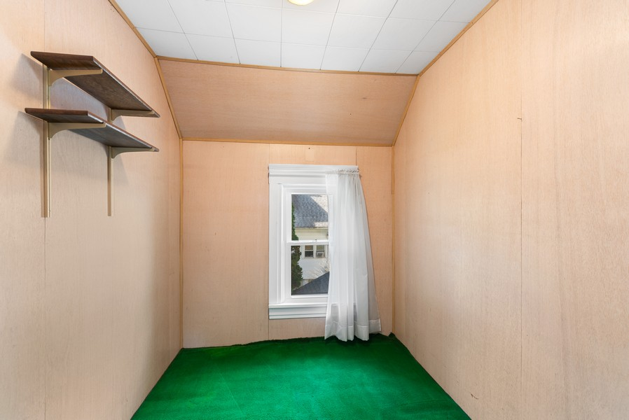 Real Estate Photography - 715 W State St, Sycamore, IL, 60178 - Bonus Room