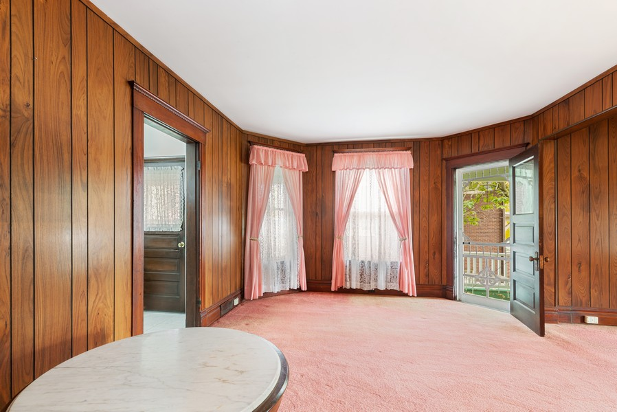 Real Estate Photography - 715 W State St, Sycamore, IL, 60178 - Dining Room