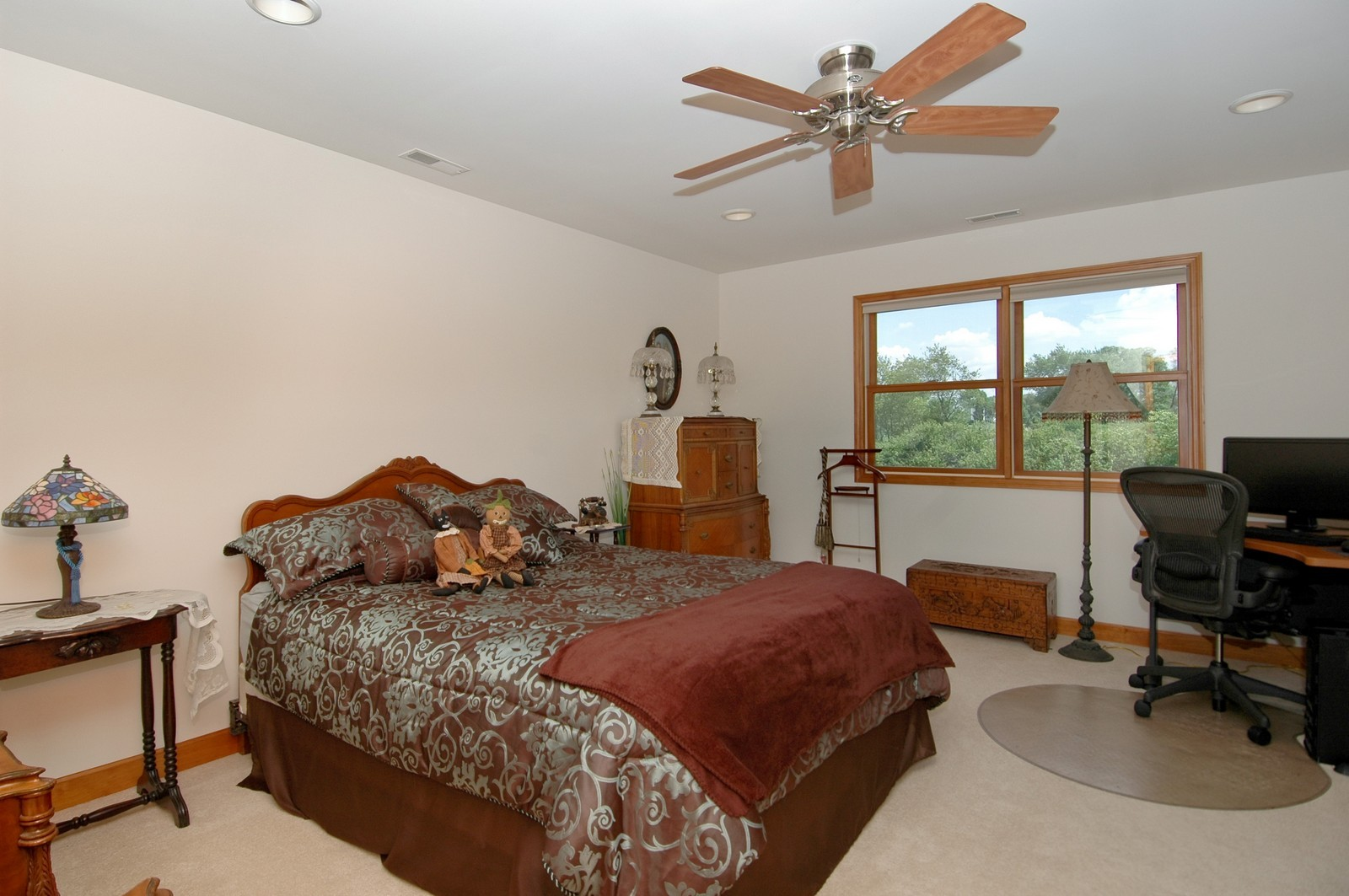 Real Estate Photography - 6513 Sweet Bay Drive, McHenry, IL, 60050 - Bedroom