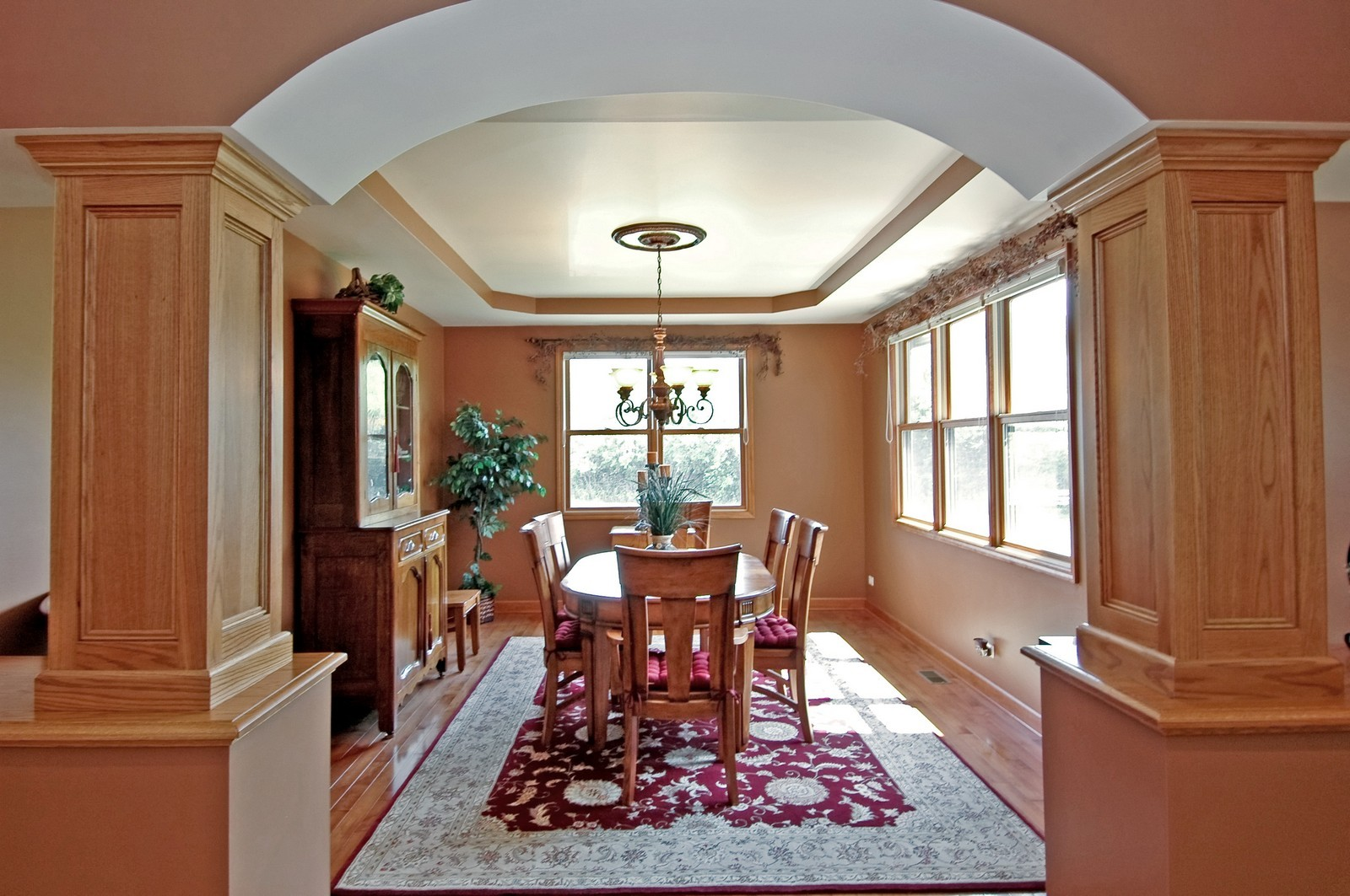 Real Estate Photography - 6513 Sweet Bay Drive, McHenry, IL, 60050 - Dining Room