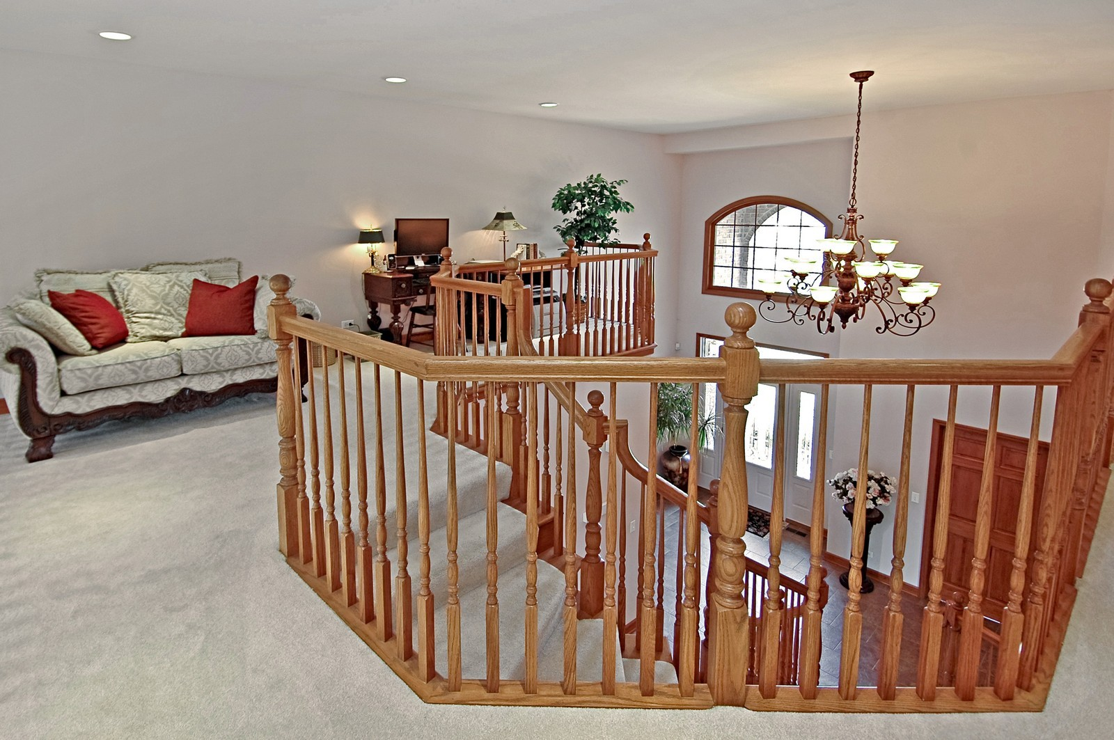 Real Estate Photography - 6513 Sweet Bay Drive, McHenry, IL, 60050 - Loft
