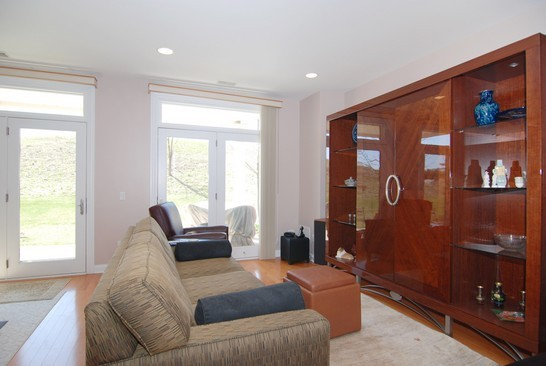 Real Estate Photography - 1881 Admiral Ct, Glenview, IL, 60026 - Family Room