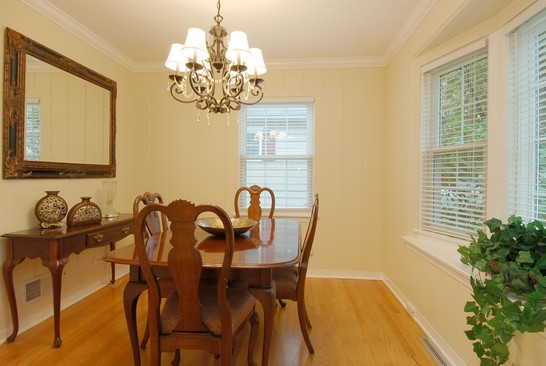 Real Estate Photography - 793 Forest Ave, Glen Ellyn, IL, 60137 - Dining Room