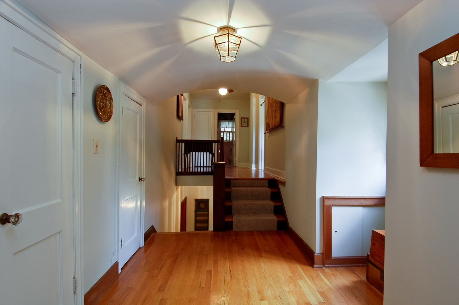 Real Estate Photography - 4325 Central Ave, Western Springs, IL, 60558 - Hallway