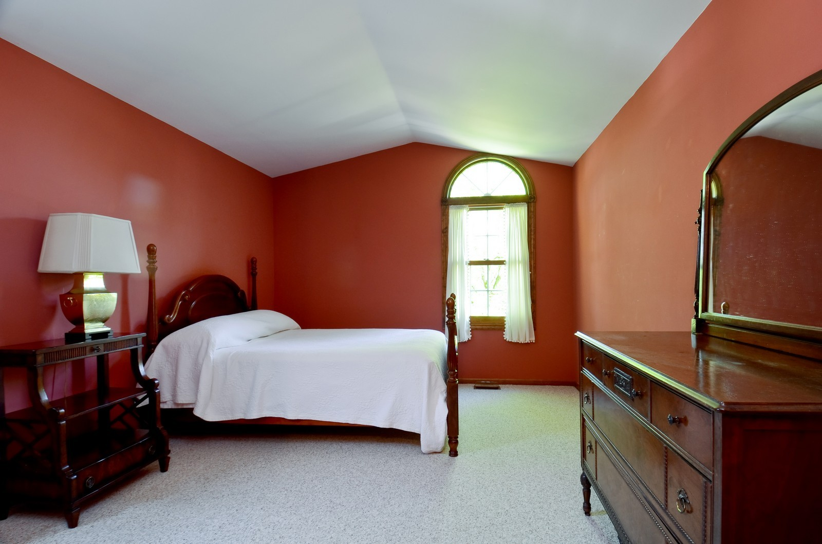 Real Estate Photography - 0S764 Jefferson Ct, Winfield, IL, 60190 - Master Bedroom
