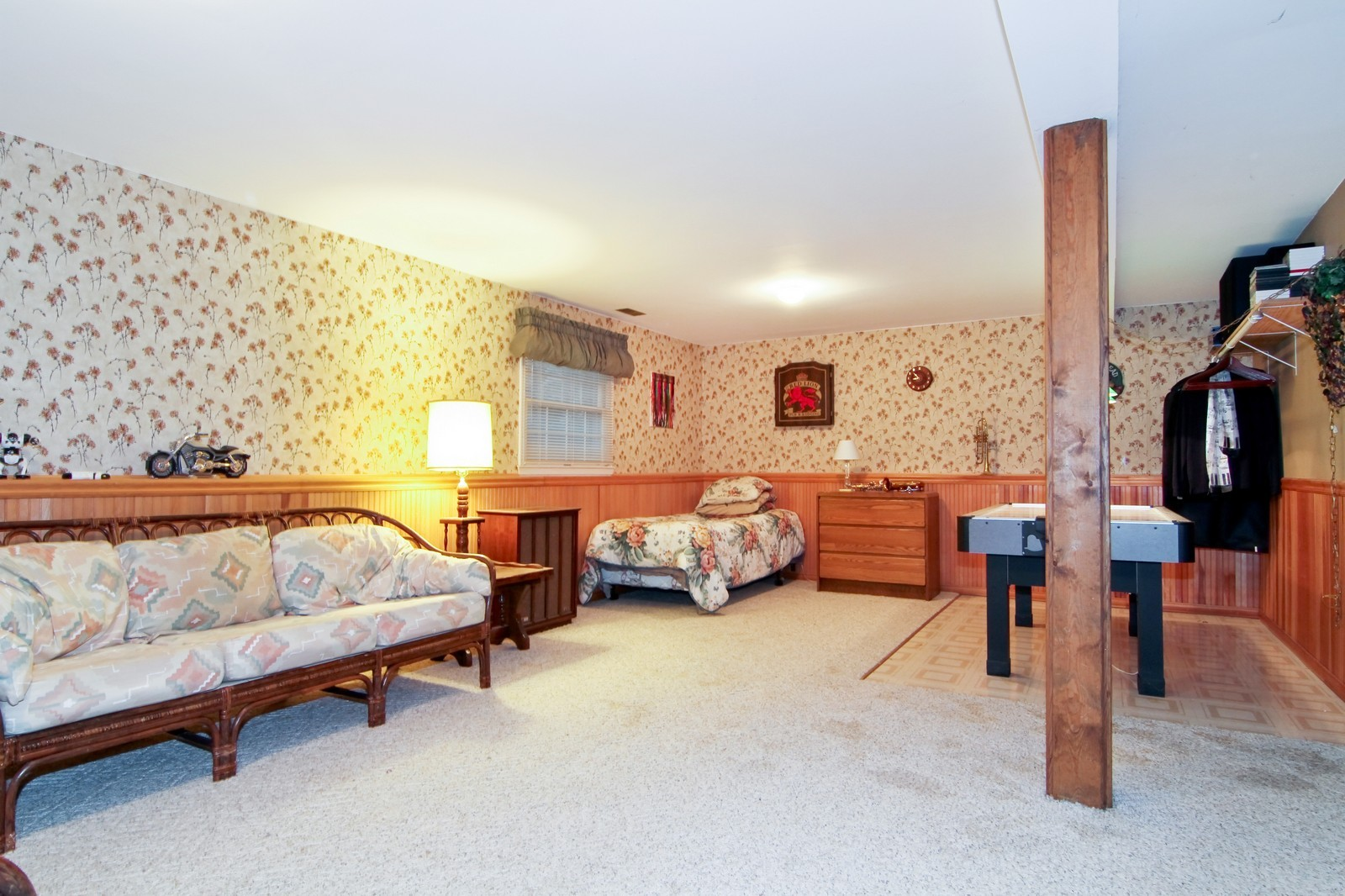 Real Estate Photography - 6200 Janes Ave, Downers Grove, IL, 60516 - Basement