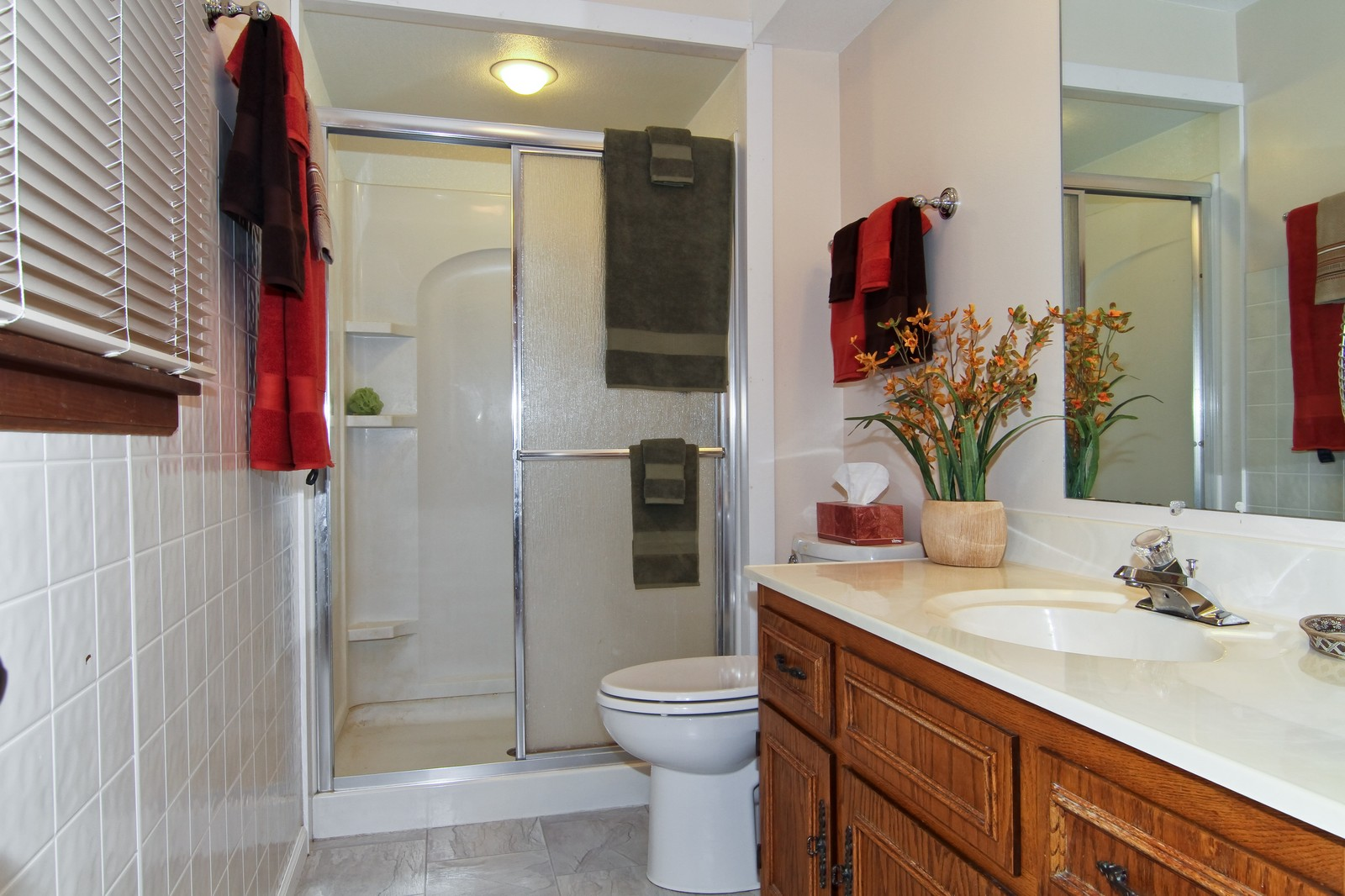 Real Estate Photography - 6200 Janes Ave, Downers Grove, IL, 60516 - Bathroom