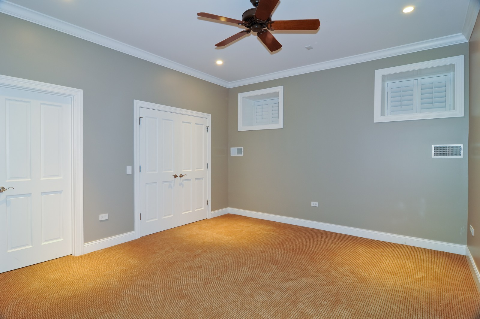 Real Estate Photography - 2247 N Clifton, Chicago, IL, 60614 - 4th Bedroom