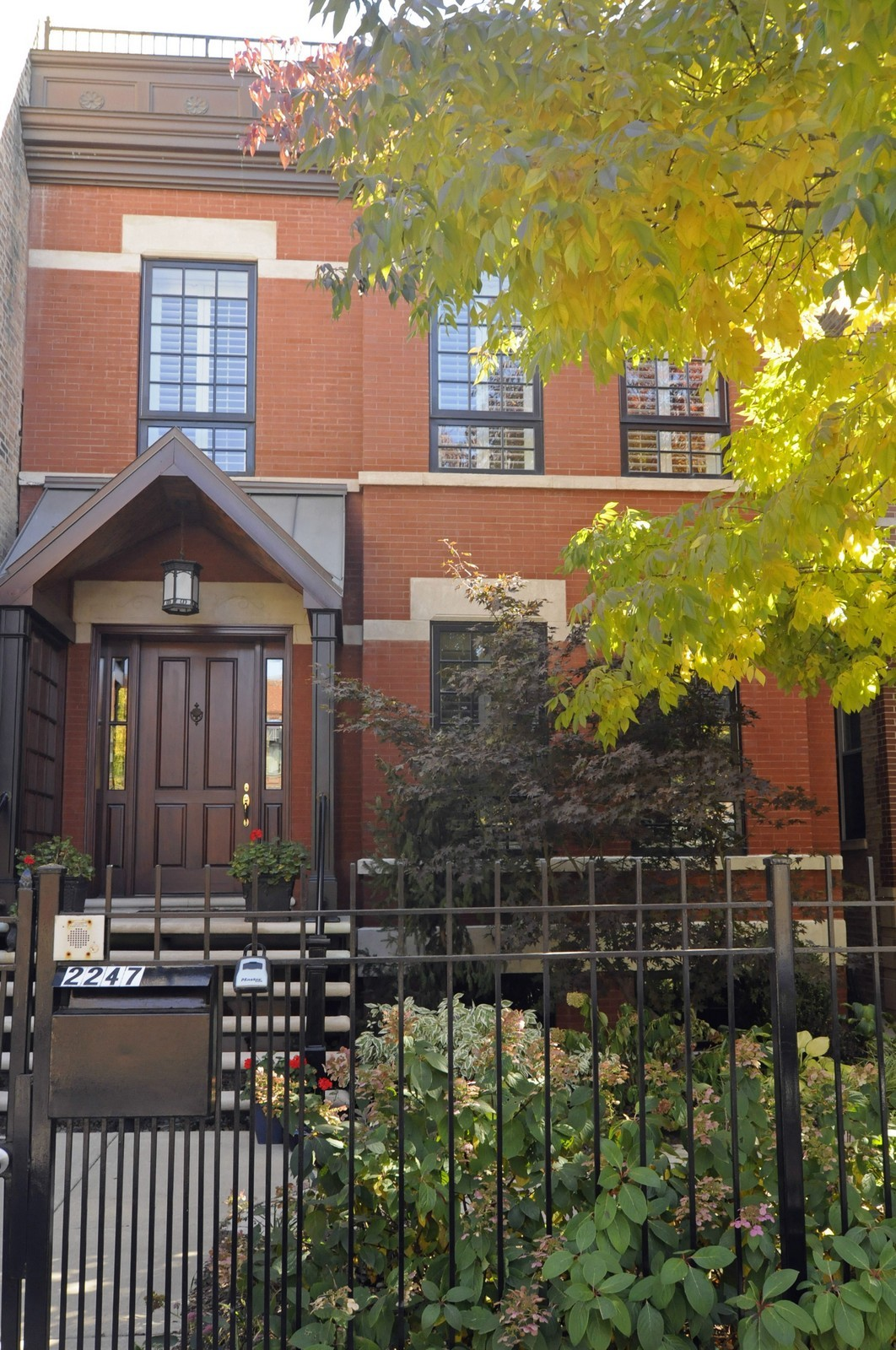 Real Estate Photography - 2247 N Clifton, Chicago, IL, 60614 - Front View