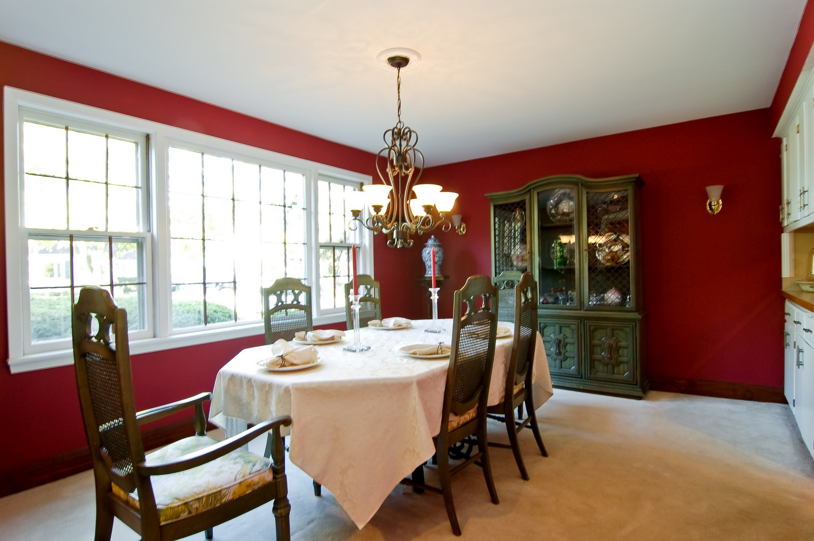 Real Estate Photography - 1025 S Ashland, LaGrange, IL, 60525 - Dining Room