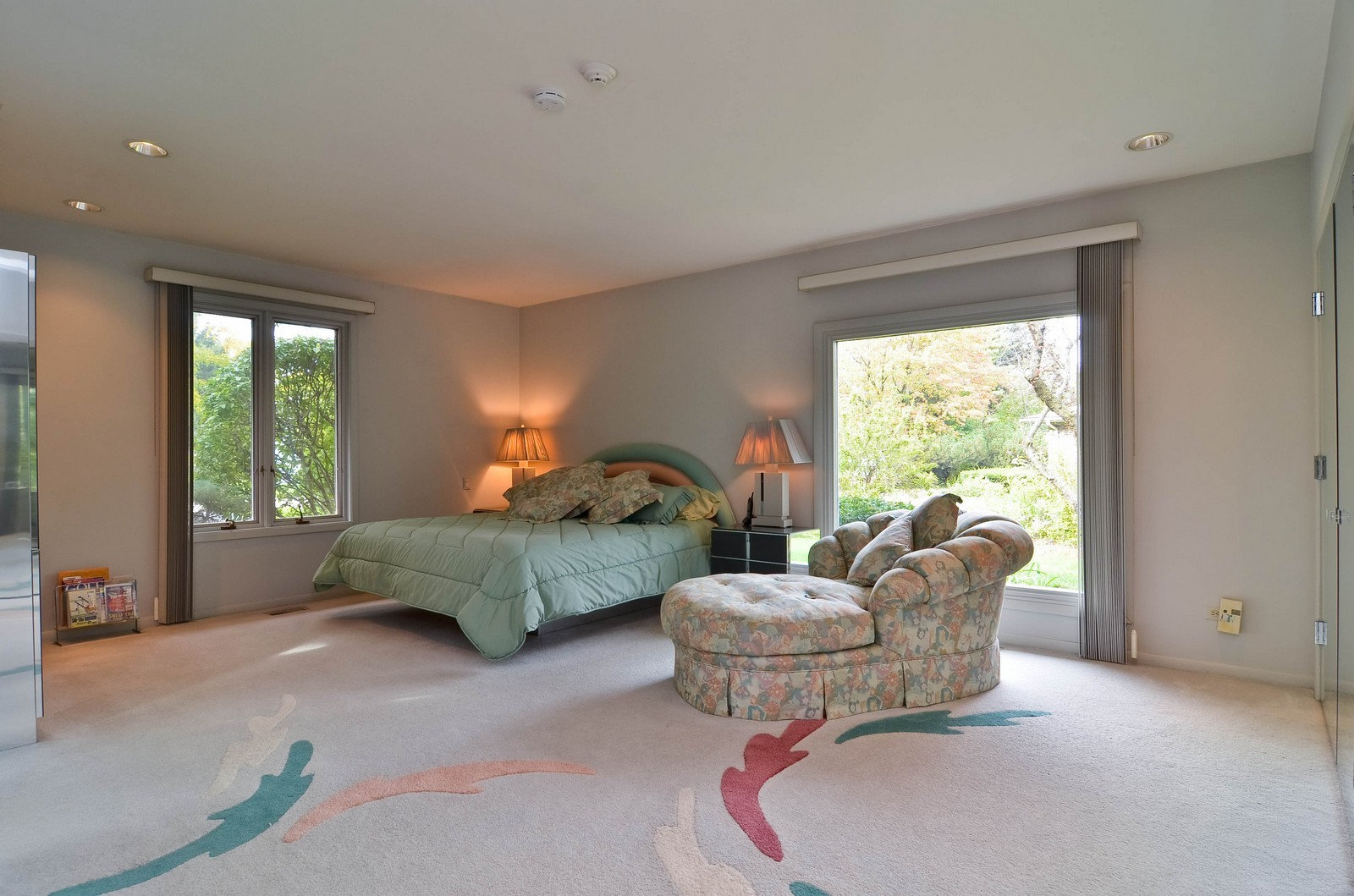 Real Estate Photography - 2265 Cedar, Northbrook, IL, 60062 - Master Bedroom