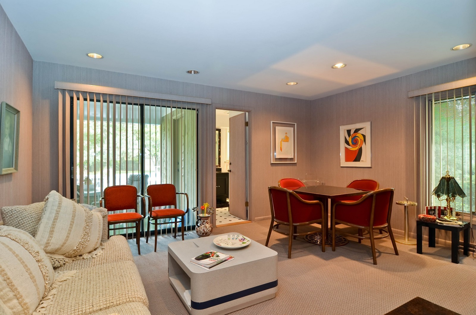 Real Estate Photography - 2265 Cedar, Northbrook, IL, 60062 - 2nd Bedroom