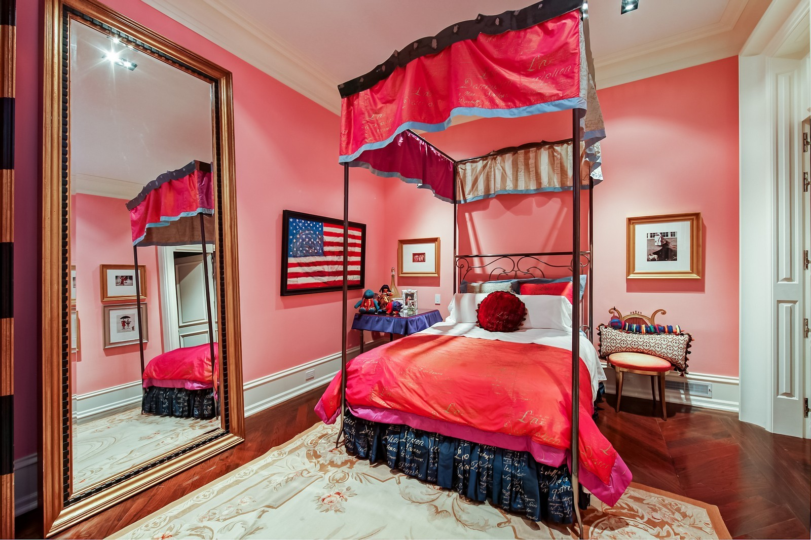 Real Estate Photography - 1424 W Ohio St, Chicago, IL, 60622 - 2nd Bedroom