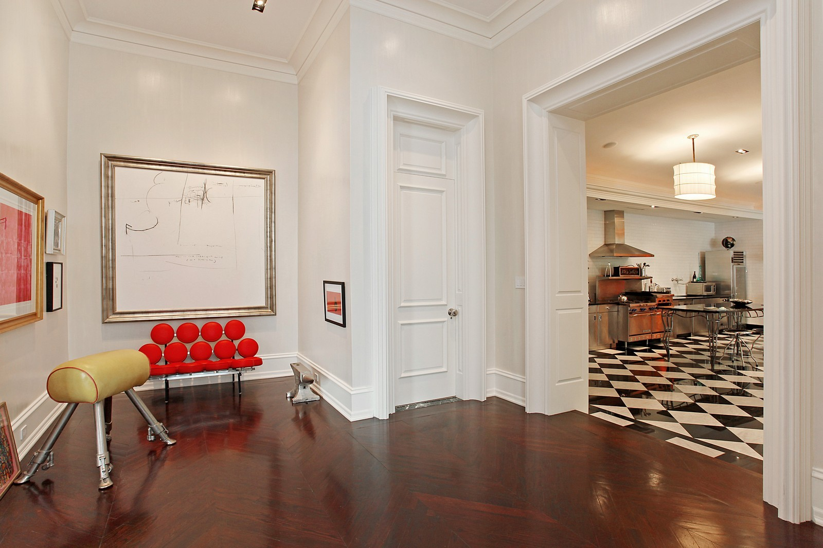 Real Estate Photography - 1424 W Ohio St, Chicago, IL, 60622 - Breakfast Area