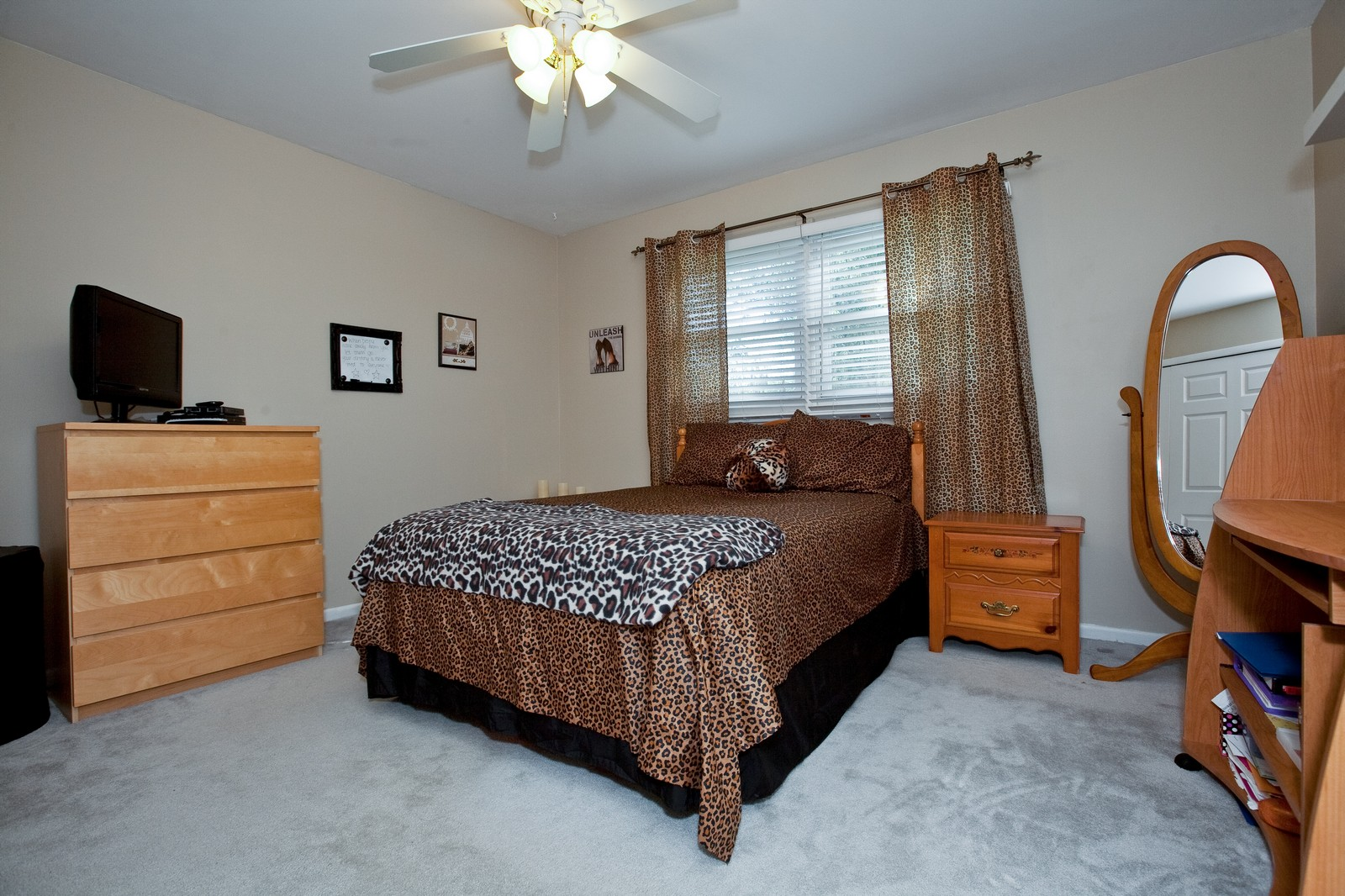 Real Estate Photography - 6511 Terrace, Downers Grove, IL, 60516 - 2nd Bedroom