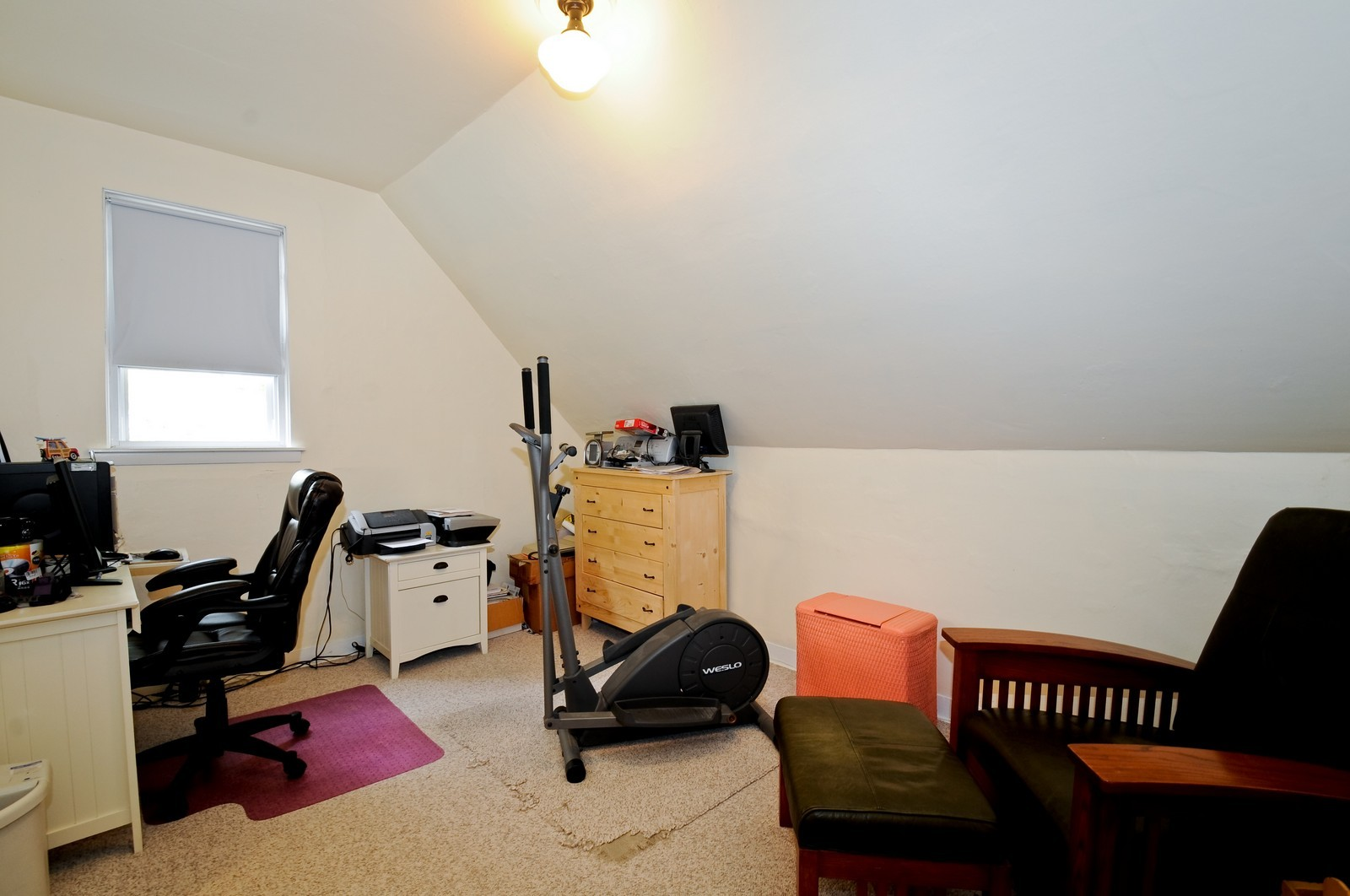 Real Estate Photography - 116 N Wolcott, Thornton, IL, 60476 - 3rd Bedroom