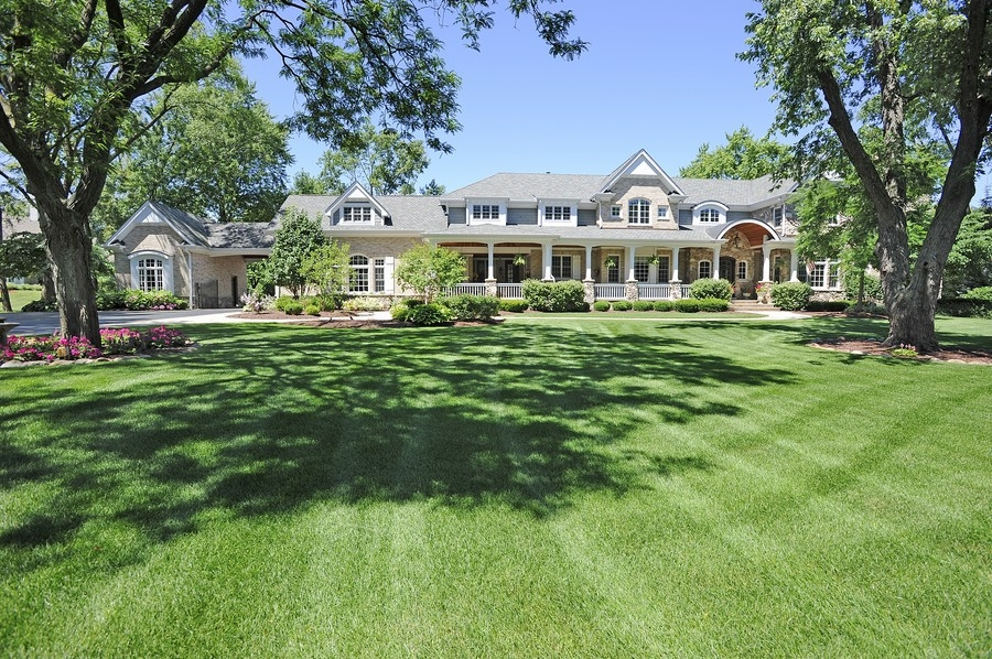 Real Estate Photography - 8S235 Murray Dr, Naperville, IL, 60540 - Front Exterior