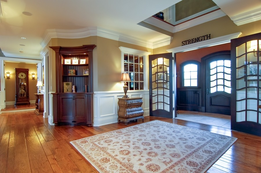 Real Estate Photography - 8S235 Murray Dr, Naperville, IL, 60540 - Foyer
