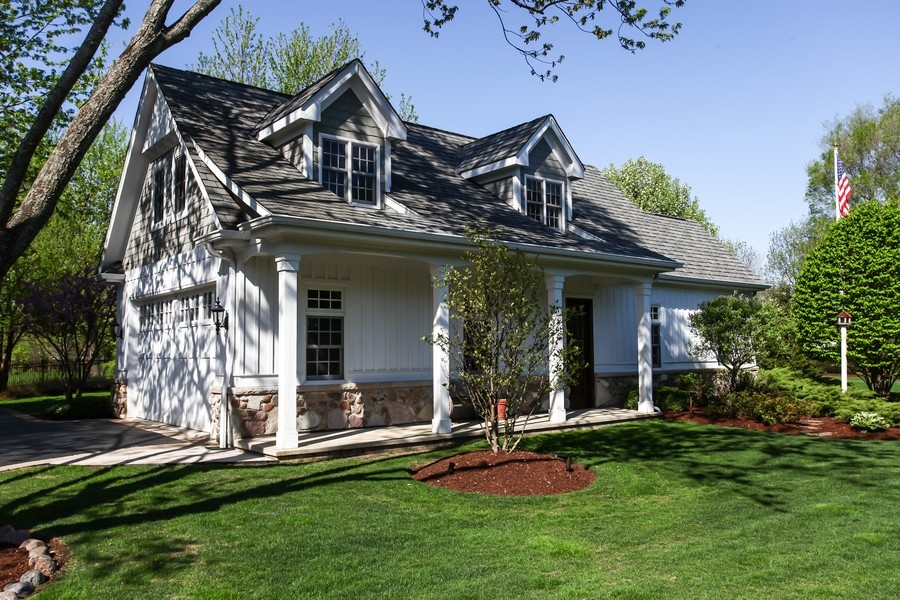 Real Estate Photography - 8S235 Murray Dr, Naperville, IL, 60540 - Guest House
