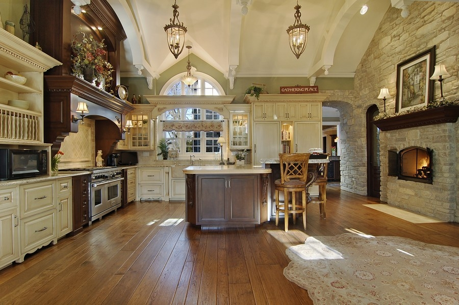 Real Estate Photography - 8S235 Murray Dr, Naperville, IL, 60540 - Kitchen