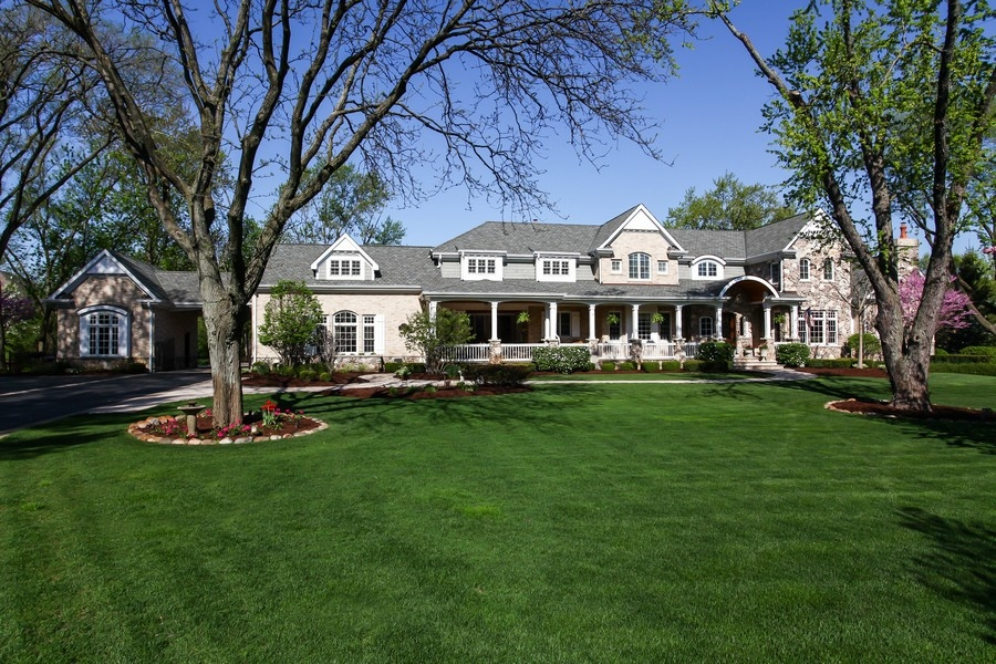 Real Estate Photography - 8S235 Murray Dr, Naperville, IL, 60540 - Front View