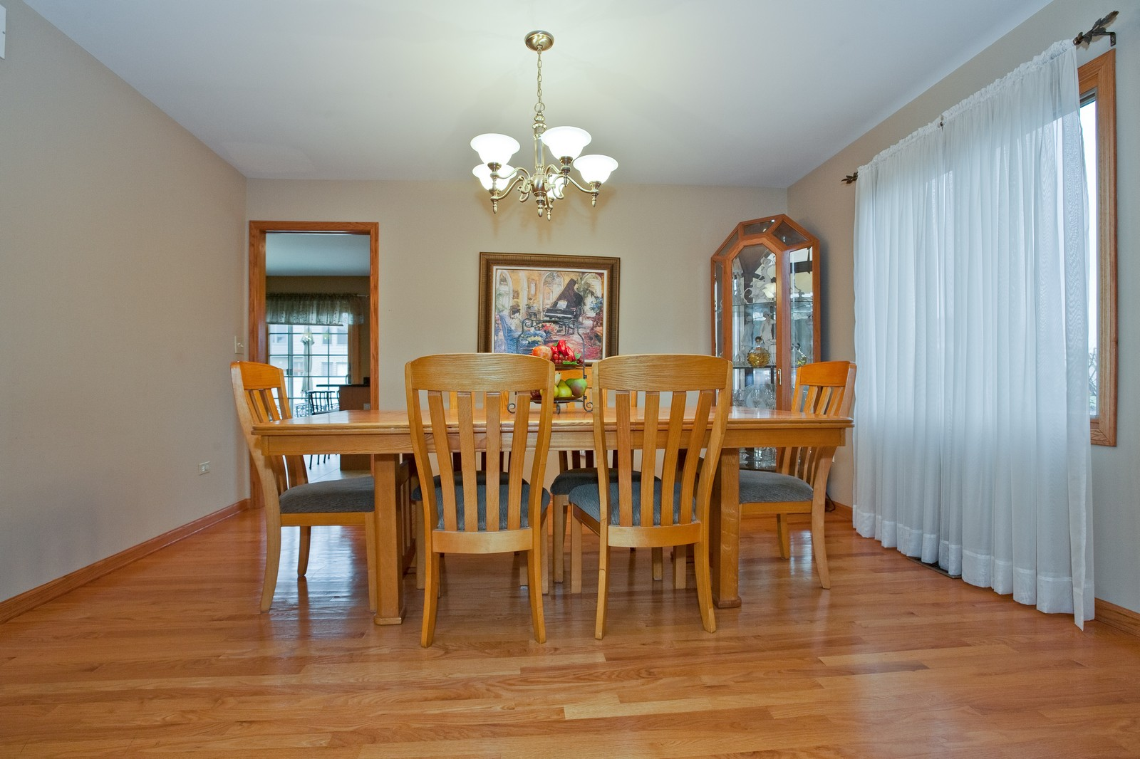 Real Estate Photography - 2 Abbey Court, Woodridge, IL, 60517 - Dining Room