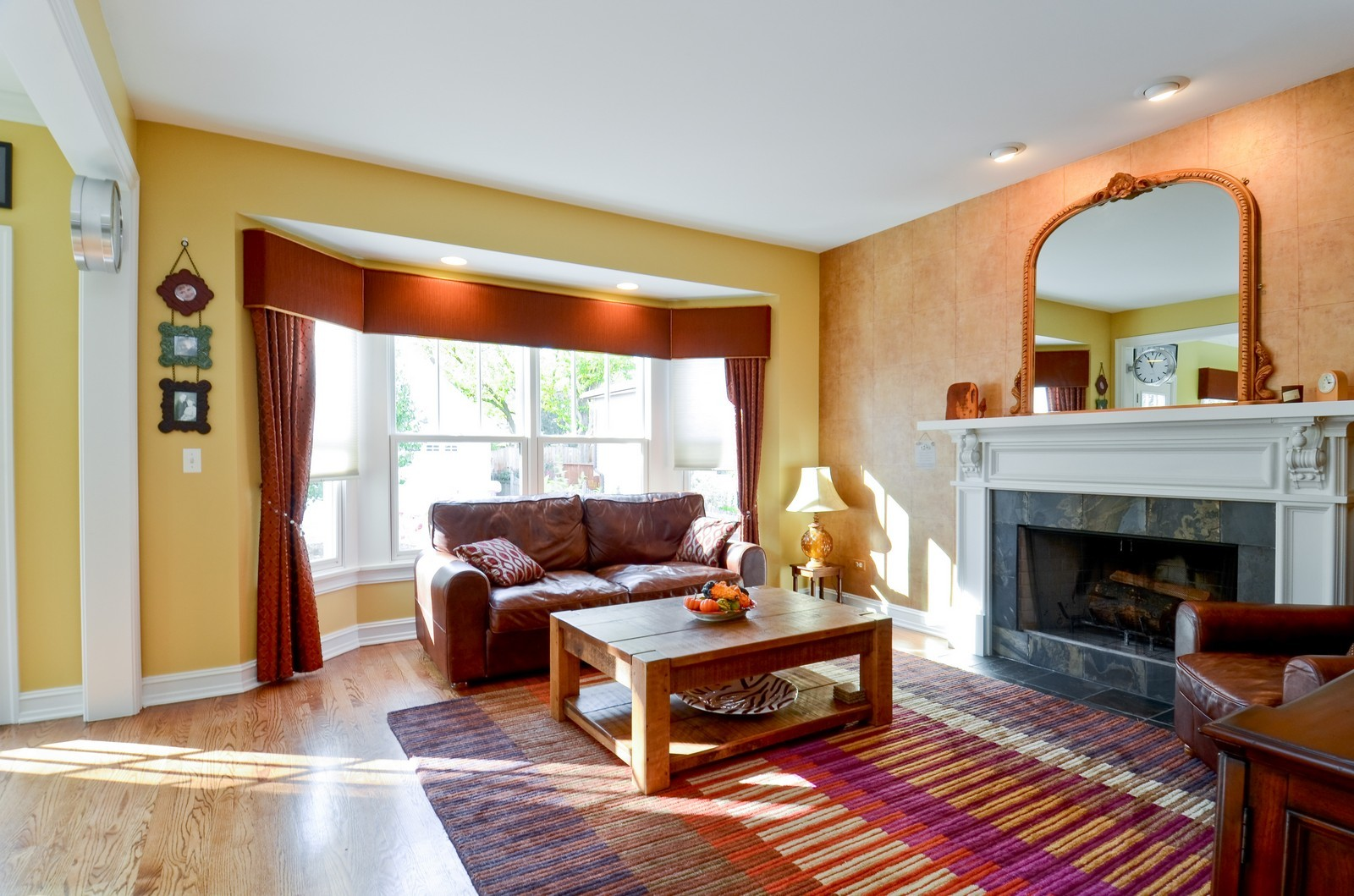 Real Estate Photography - 738 Western Ave., Glen Ellyn, IL, 60137 - Family Room