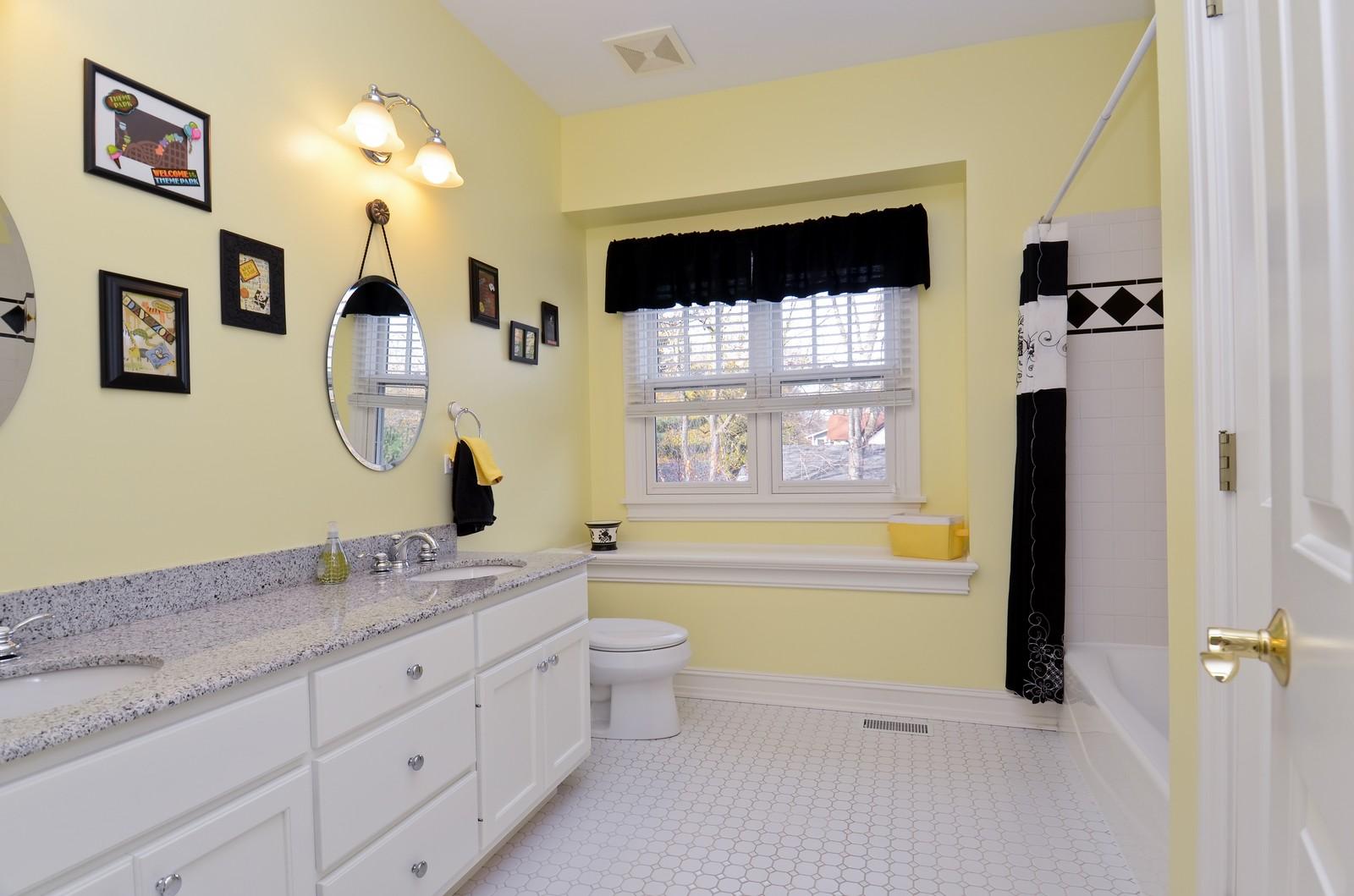 Real Estate Photography - 738 Western Ave., Glen Ellyn, IL, 60137 - Bathroom