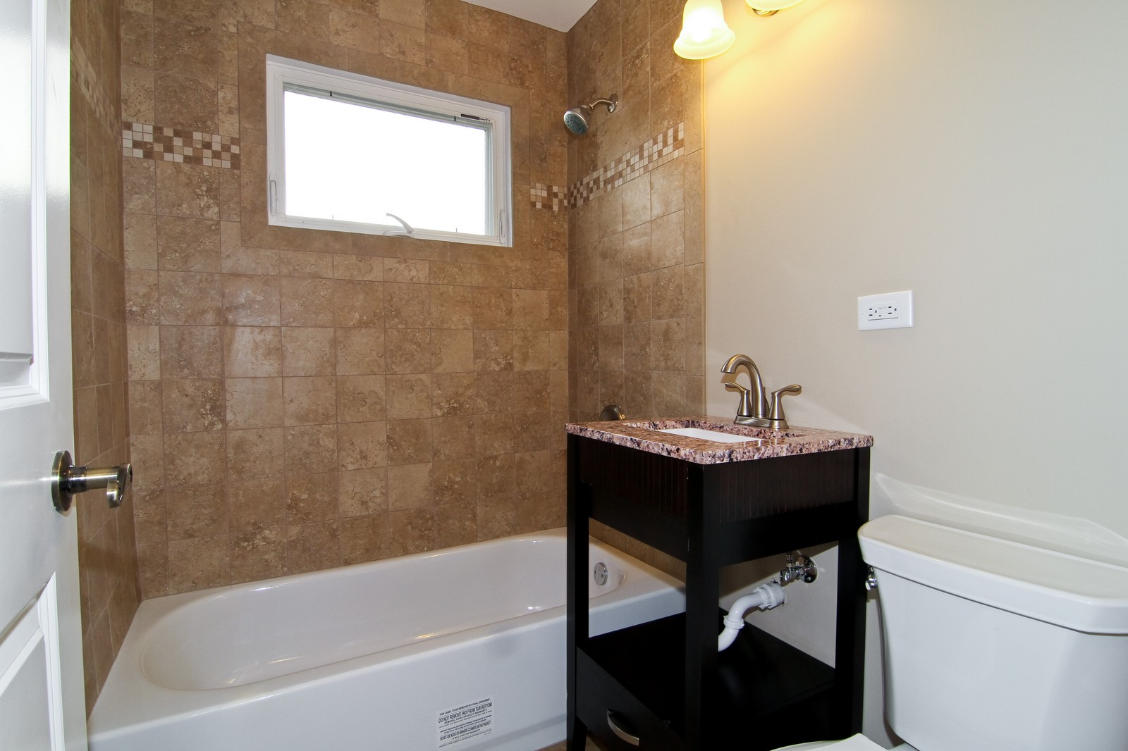 Real Estate Photography - 406 N Garfield St, Lombard, IL, 60148 - Bathroom
