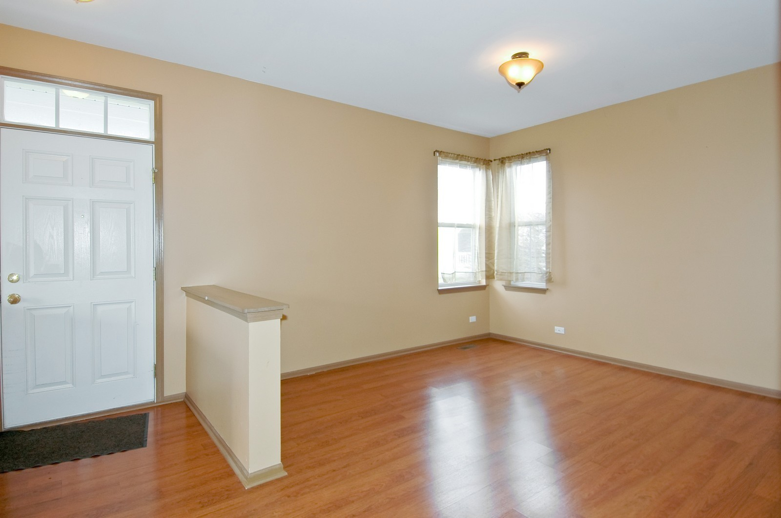 Real Estate Photography - 2988 Langston, St Charles, IL, 60175 - Foyer/Dining Room