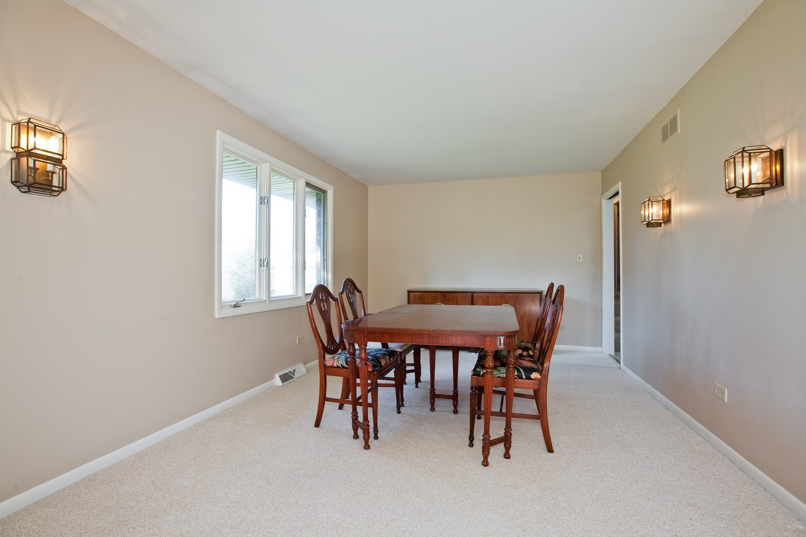 Real Estate Photography - 1330 68th Place, Downers Grove, IL, 60516 - Dining Room